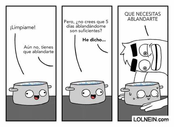 Otros - HE DICHO...