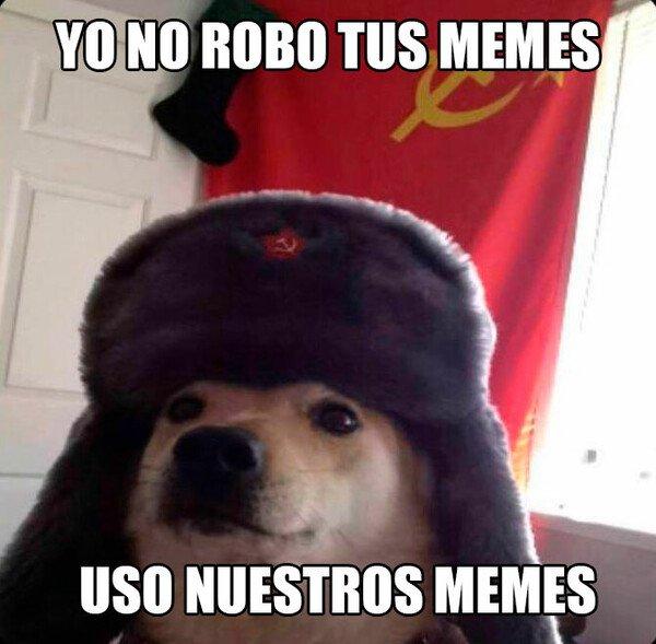 Meme_otros - Son NUESTROS memes