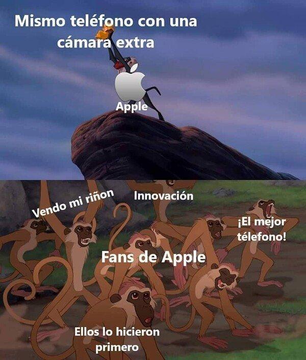 Meme_otros - ¡Pero la cámara es nueva!