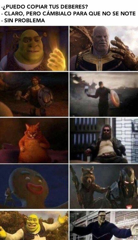 Meme_otros - SIEMPRE se nota