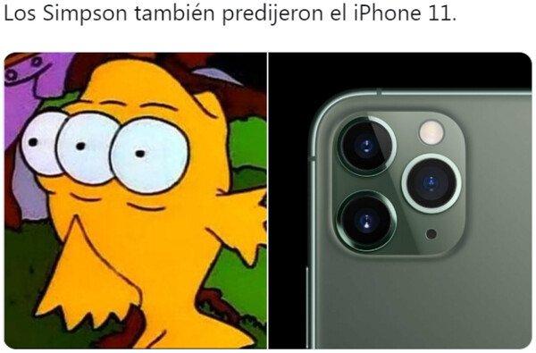 Meme_otros - ¿Podemos llamar ya a Los Simpson 'Nostradamus'?