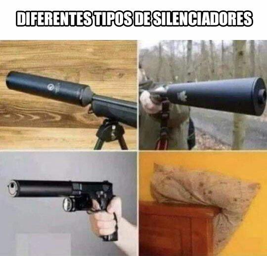 Meme_otros - Silenciadores