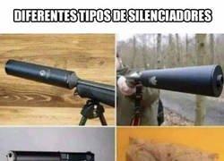 Enlace a Silenciadores