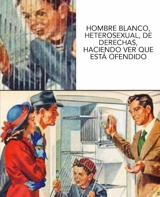 Meme_otros - La reja es Twitter