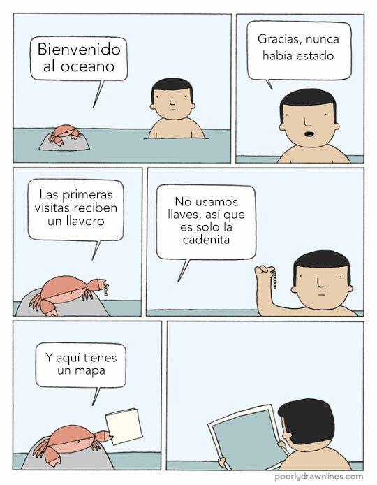 Otros - Visita al océano