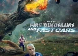 Enlace a A todo gas los dinosaurios y mucho españoles