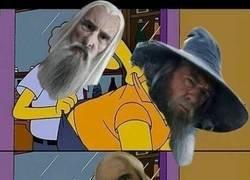 Enlace a ¿Me echabas de menos Saruman?