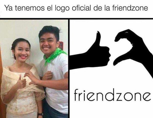 Meme_otros - Logo oficial de la friendzone
