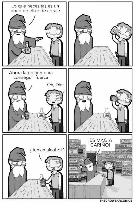 Otros - ¡Es magia!