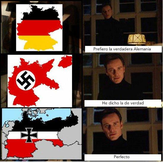 Meme_otros - La verdadera Alemania