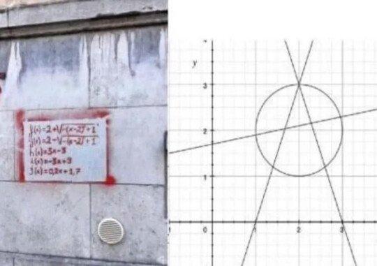 Meme_otros - Una pintada 'cifrada' igual de inútil que lo que representa