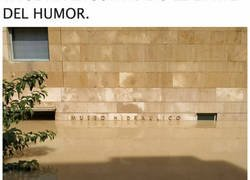 Enlace a Encontrado el límite del humor