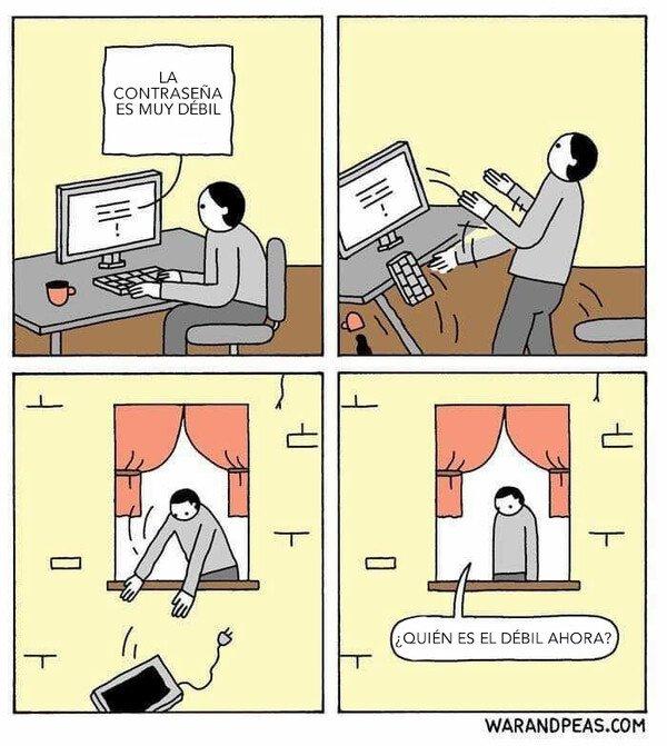 Otros - Debilidad