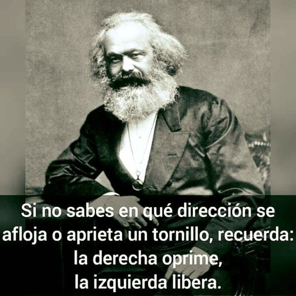 Meme_otros - Marx 'life hacks'