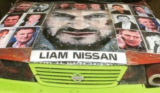 Meme_otros - Liam Nissan