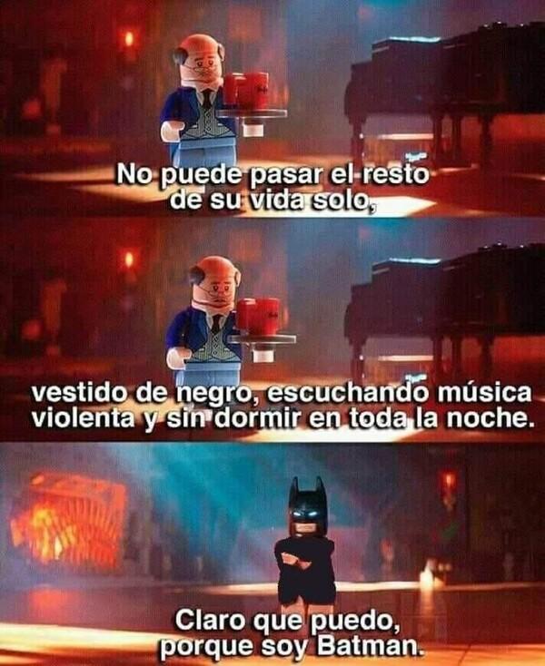 Meme_otros - Yo no soy Batman, pero lo hago igual