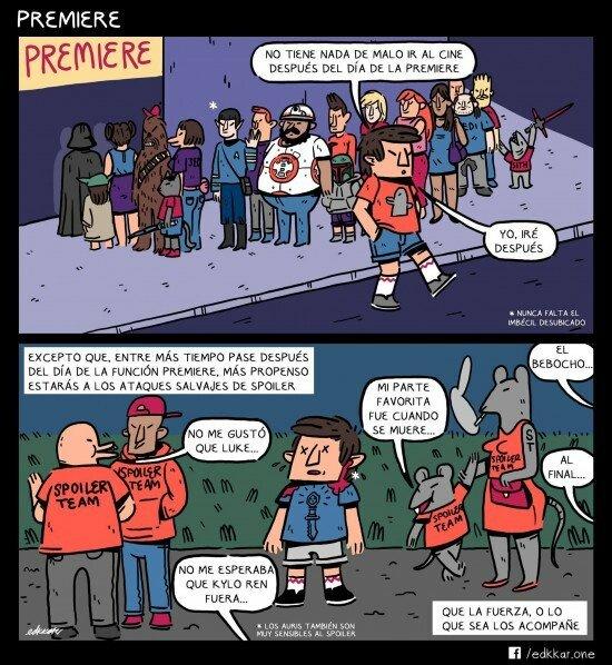 Otros - Premiere
