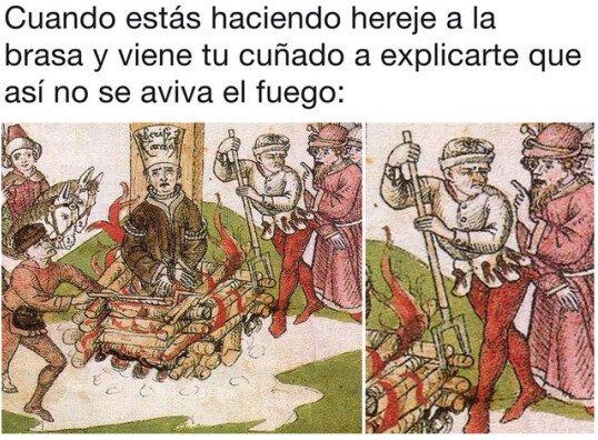 Meme_otros - Ni puta idea de asar herejes tienes