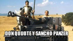 Enlace a Sancho Panzer