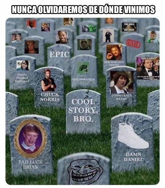 Meme_otros - Siempre os recordaremos con cariño