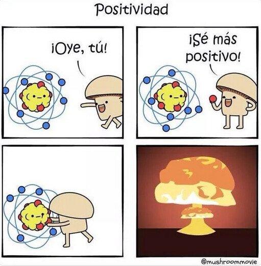 Otros - Positividad