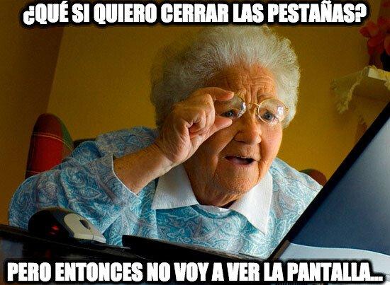 Abuela_sorprendida_internet - Problemas con Internet