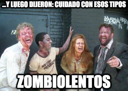 Zombie - Pero si se ve que son un amor