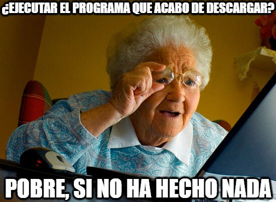 Abuela_sorprendida_internet - Pobre programa