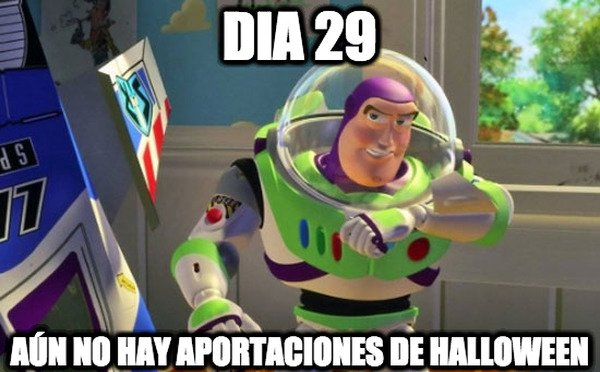 Buzz_lightyear - Se están haciendo esperar