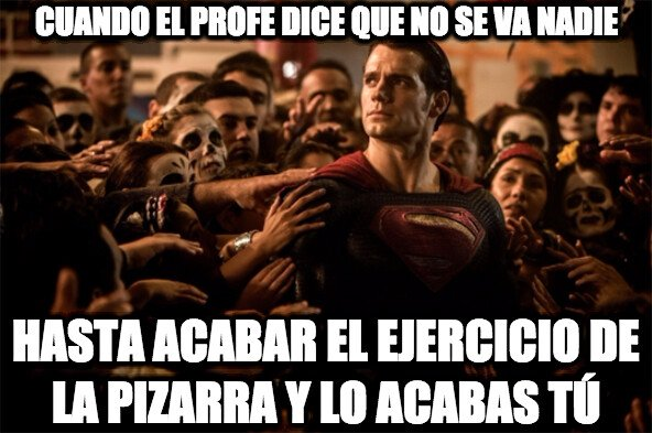 clase,ejercicio,profe,superman