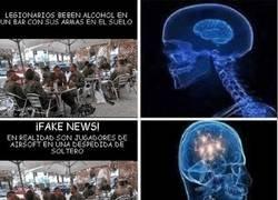 Enlace a Fake news al cuadrado