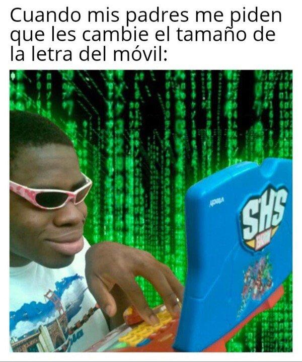 Meme_otros - Me siento un auténtico hacker