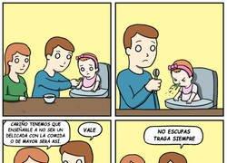 Enlace a Un padre ejemplar