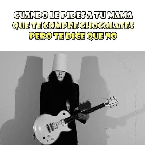 Meme_otros - Buckethead