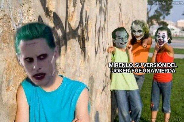 Meme_otros - Admitámoslo...fue un desastre...