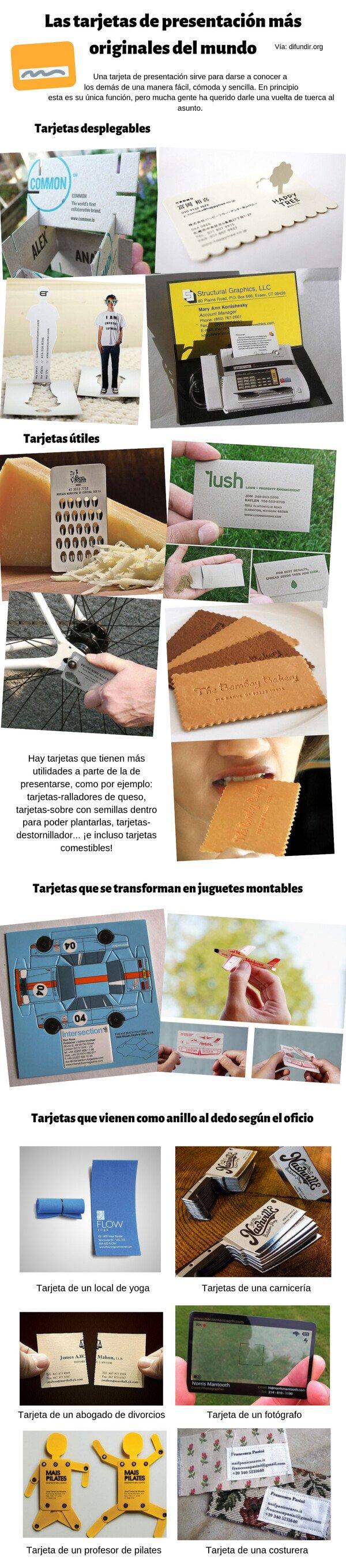 Meme_otros - Las tarjetas de presentación más originales del mundo
