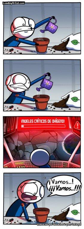 Meme_otros - Algún día, en la Tierra: