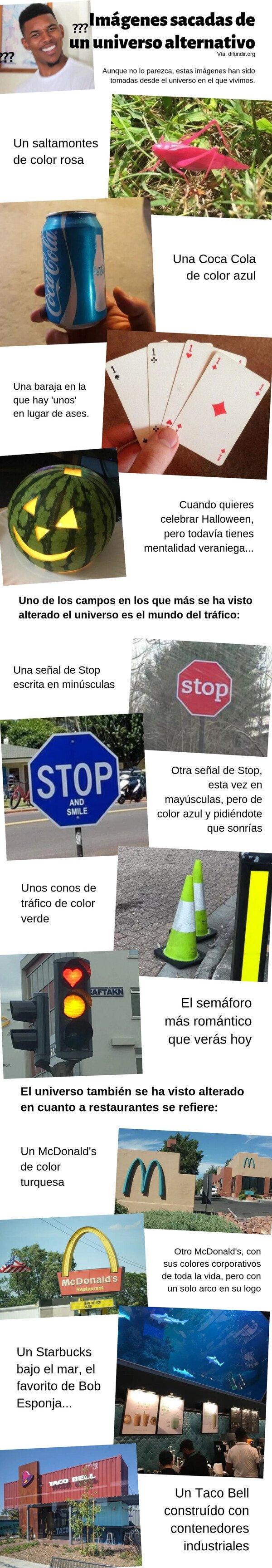 Meme_otros - Imágenes que parecen sacadas de un universo alternativo