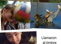 Enlace a Fotos que fueron tomadas en el momento exacto
