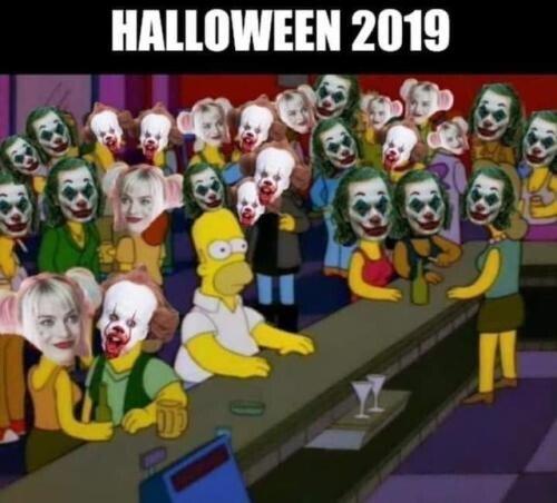 Joker - Todos irán con el mismo disfraz, y lo sabes