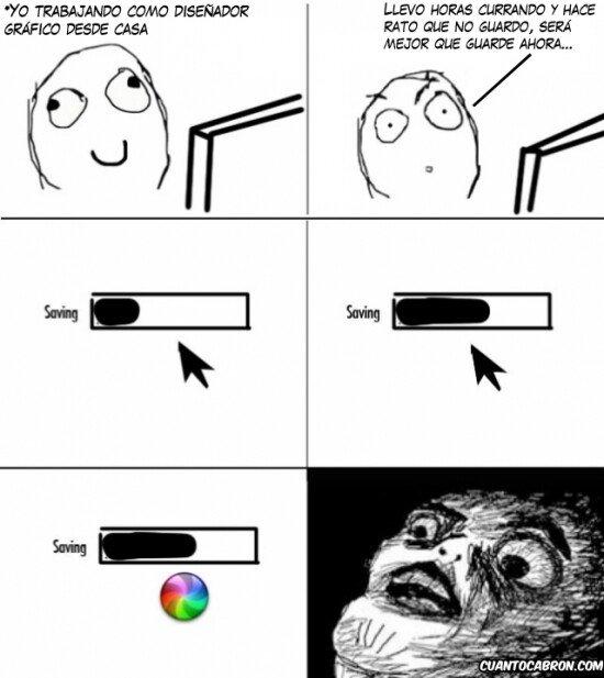 Meme_otros - Momento de tensión