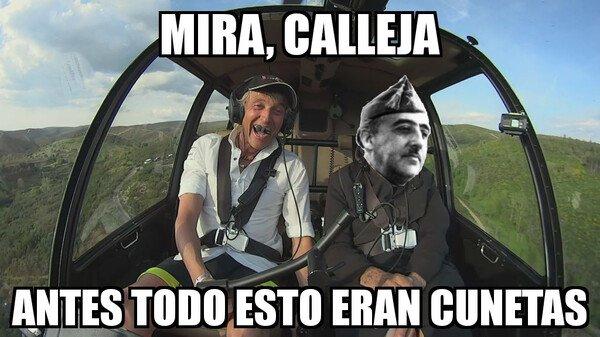 Meme_otros - Imágenes exclusivas del interior del helicóptero