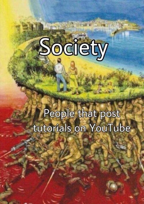 Otros - Nuestra sociedad se sustenta gracias a ellos