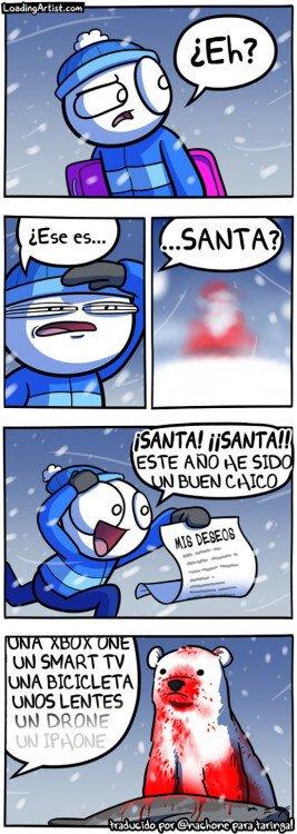Meme_otros - Cuidado con lo que te encuentras en el Polo Norte