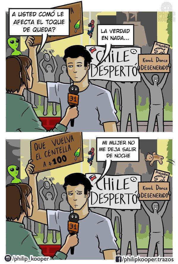 Otros - ¡Fuerza Chile!