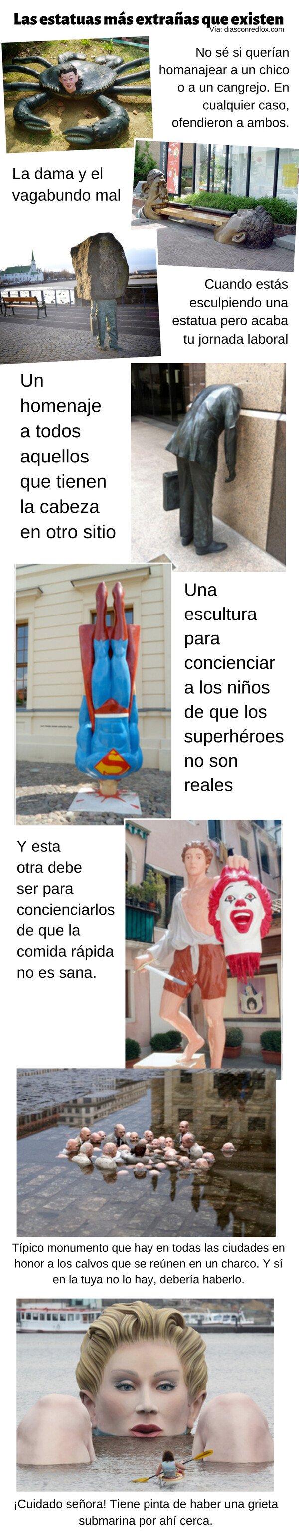 escultura,estatua,extraño,monumento,random,raro