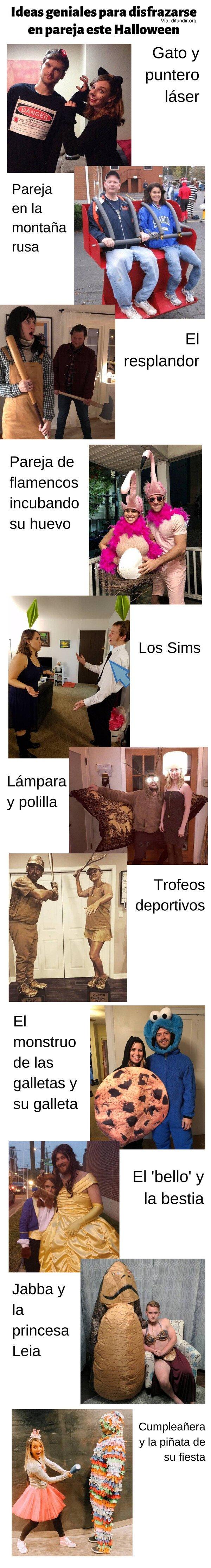 Meme_otros - Ideas geniales para disfrazarse en pareja este Halloween