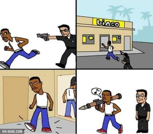 Otros - La lógica del GTA