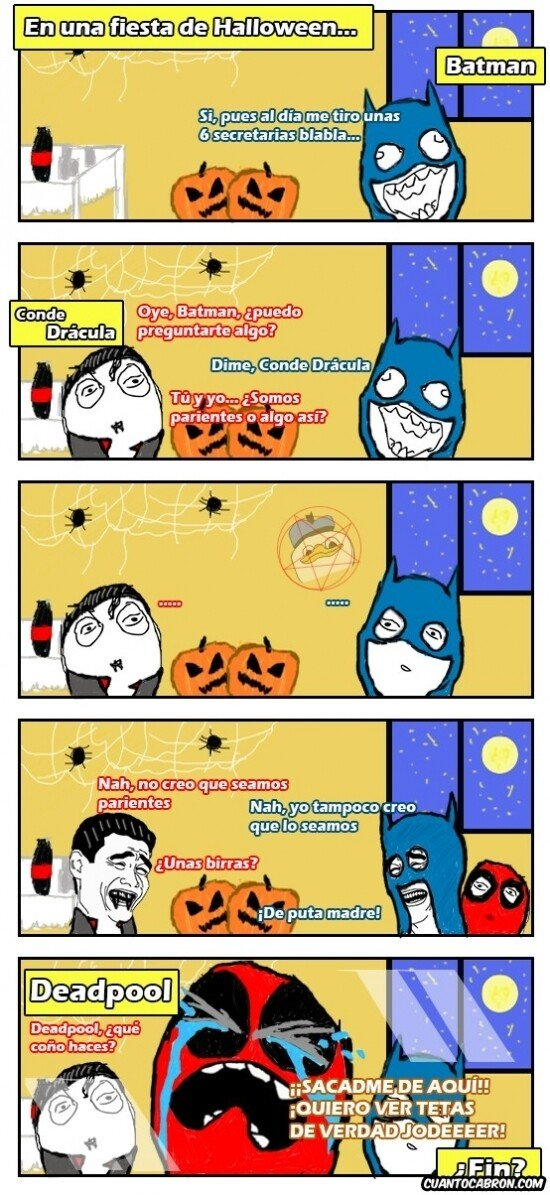 Kidding_me - Halloween de superheroes