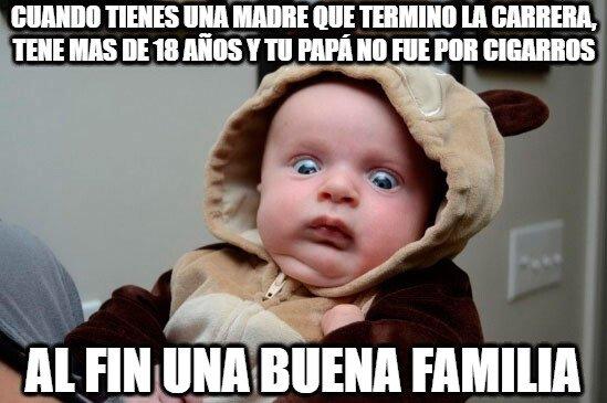 Momento_lucidez_infantil - La familia perfecta